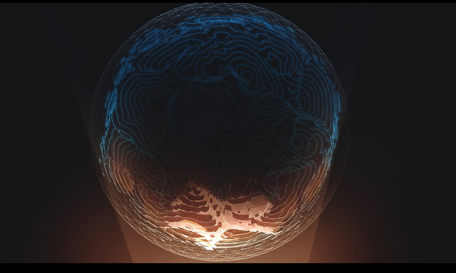 The Perception Guide to FUI: Creating Topographic Map Geometry