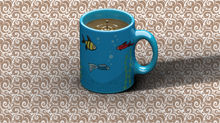 Add Adobe Illustrator Artwork to 3D Objects with Cineware for Illustrator