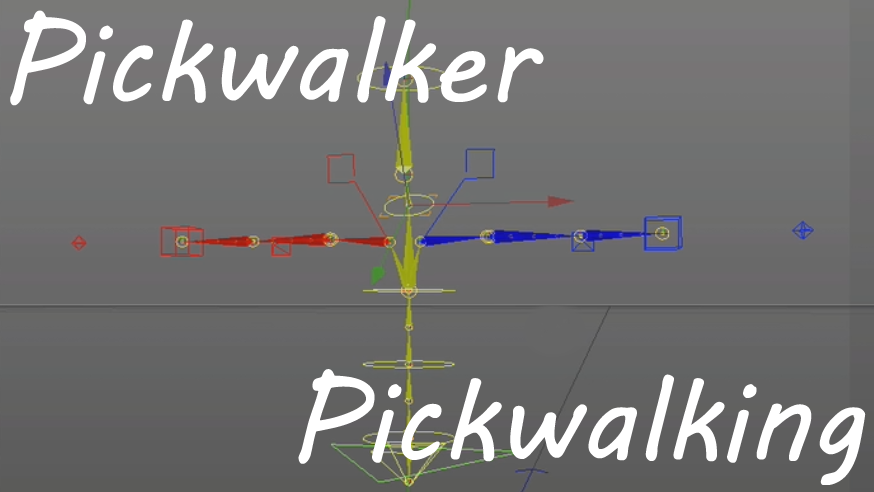 Pickwalker Plugin and Pickwalk Scripts