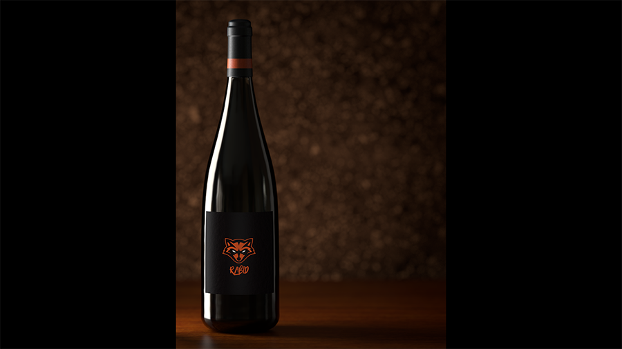 Texturing and Rendering a Wine Bottle